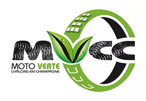 MOTO VERTE CHALONS EN CHAMPAGNE C0291