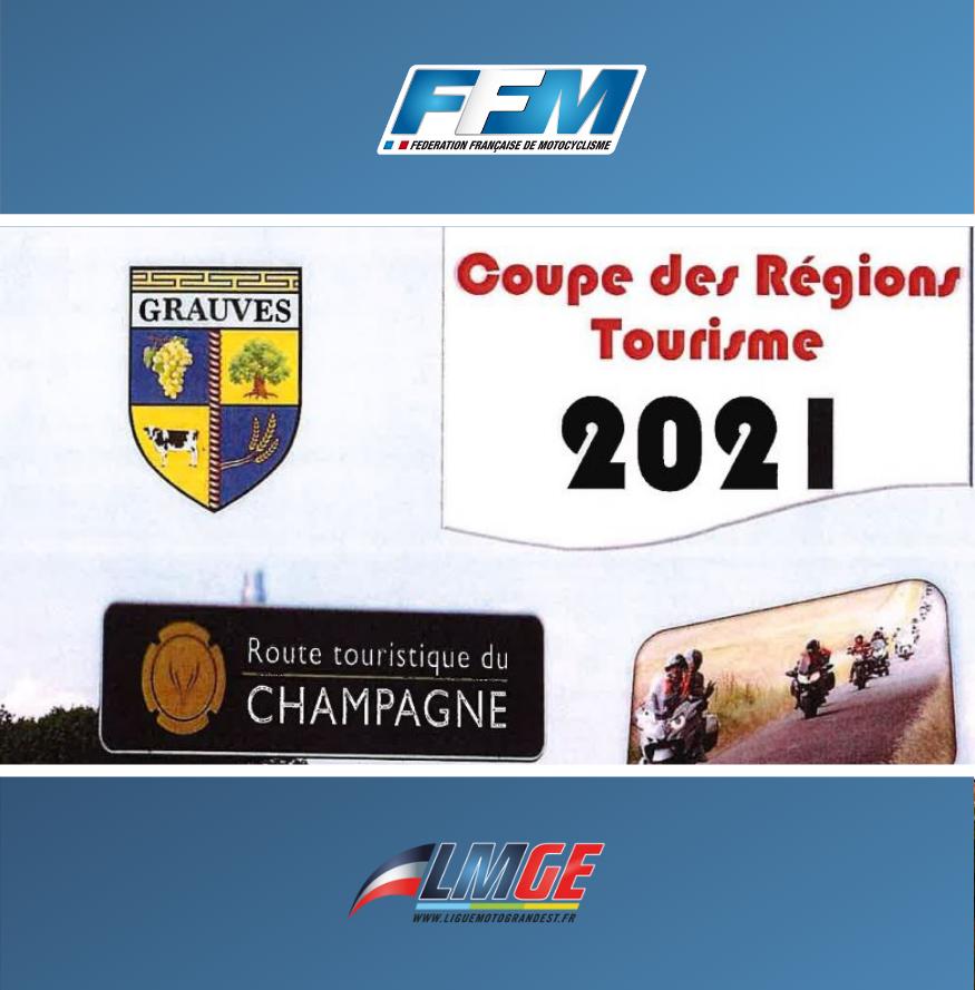 TOURISME – Composition de l'équipe de la Coupe des Régions